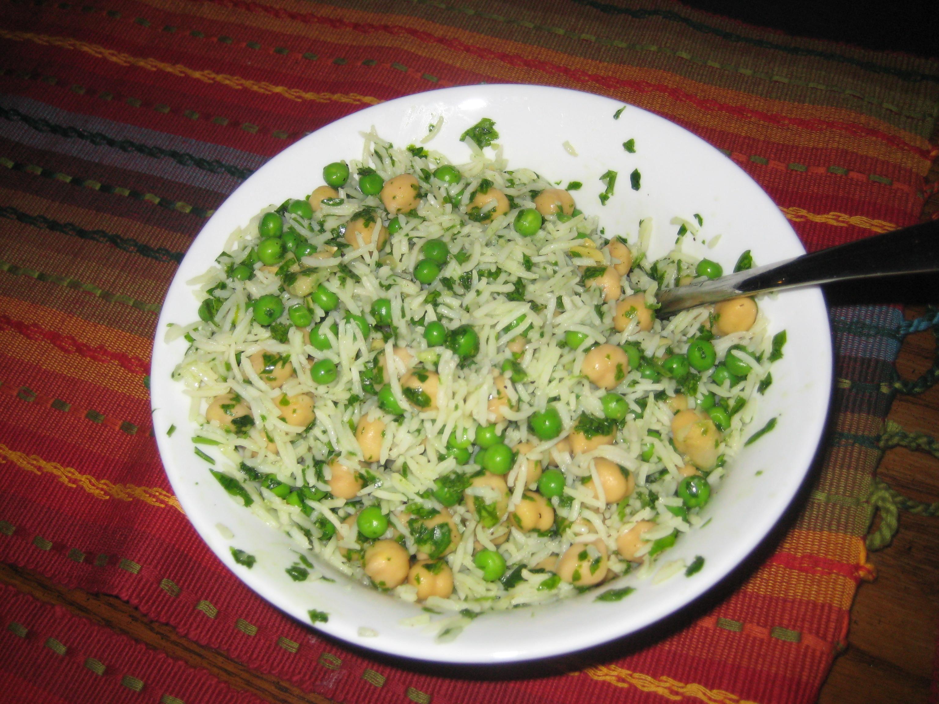 Spinach Pesto On Rice Recipes — Dishmaps