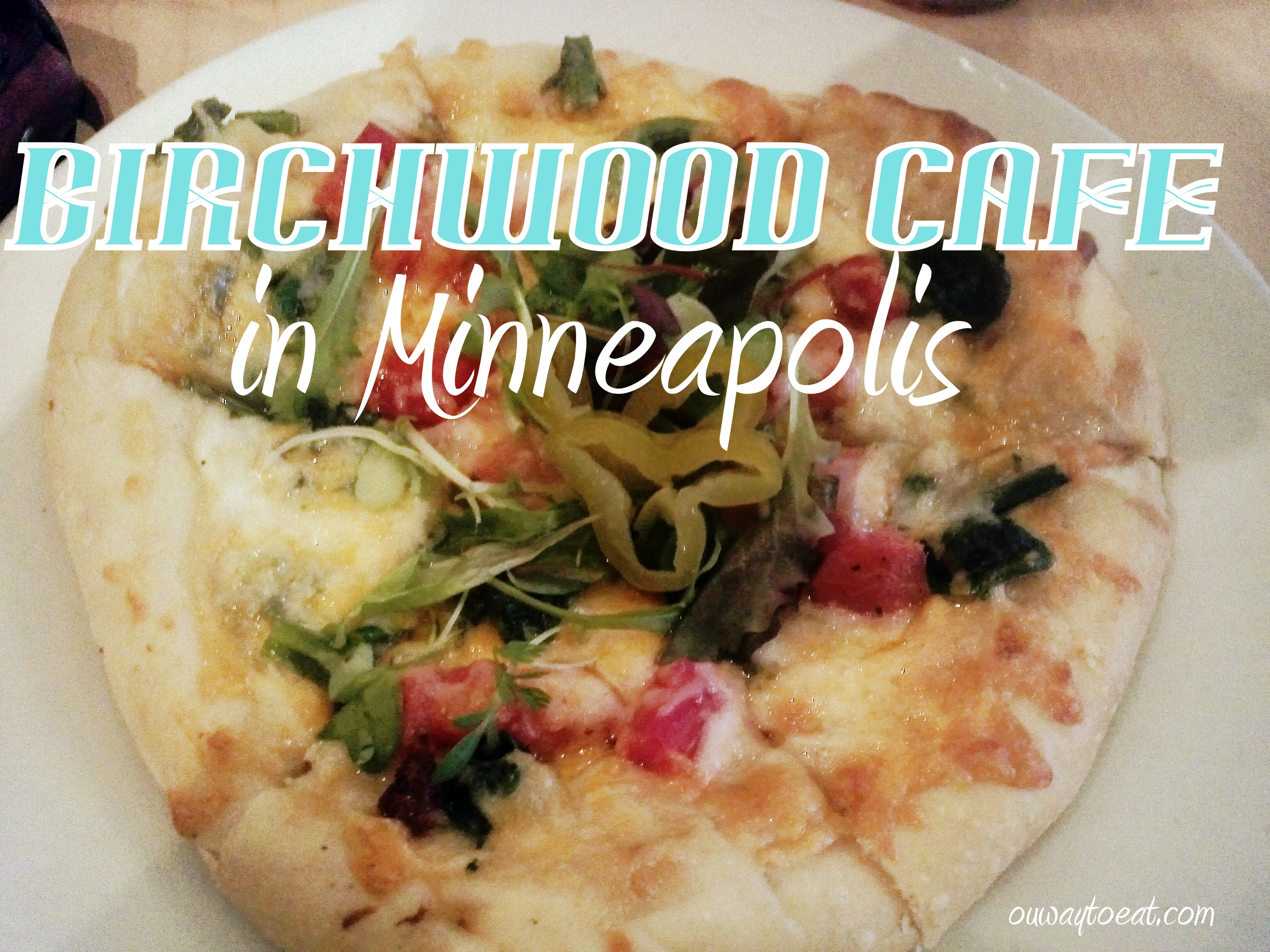 Birchwood Cafe Mn Menu